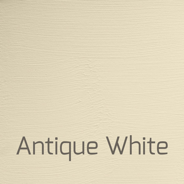 Autentico Velvet Antique White
