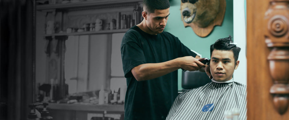 Traditional barbering with a modern twist.