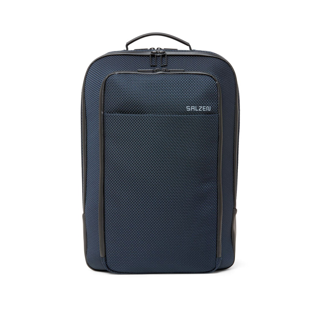 Business Laptop Rucksack blau