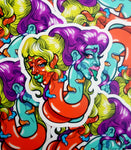 Entwined Sticker