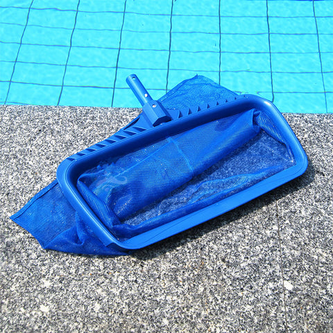 Image of Professional Grade Pool Skimmer with 4ft Telescopic Pole