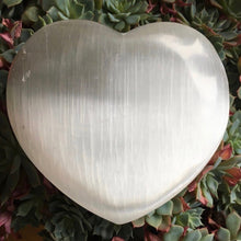 Load image into Gallery viewer, Large Selenite Heart
