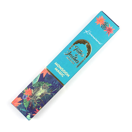 Tales of India Incense Sticks - Monsoon Magic