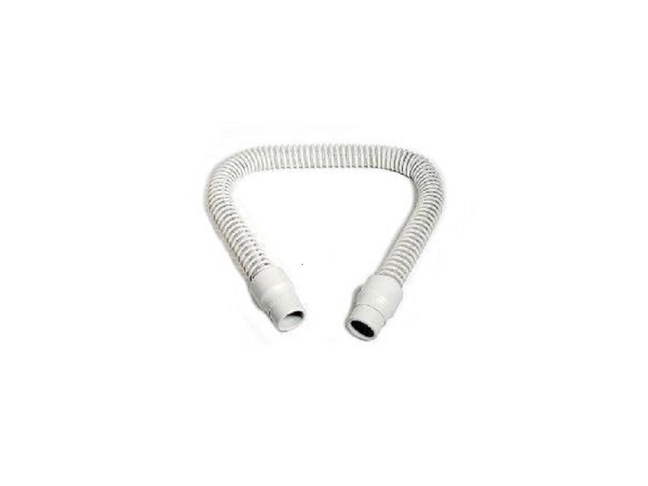 "Respironics REMstar Humidifier Tubing 24"" Gray - CPAPplus.com"
