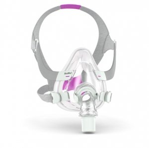 CPAP Mask - ResMed AirFit™ F20 For Her Full Face with Headgear - CPAPplus.com