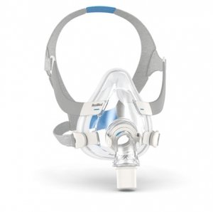 ResMed AirFit™ F20 Full Face CPAP Mask with Headgear - CPAPplus.com