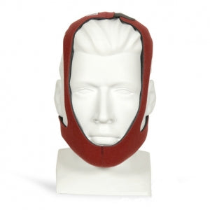 CareFusion PureSom Ruby Red Adjustable Chinstrap - CPAPplus.com