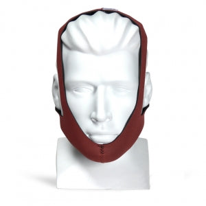 CareFusion PureSom Ruby Red Chinstrap - CPAPplus.com