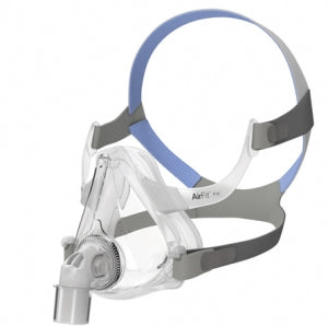 ResMed AirFit™ F10 Full Face Mask with Headgear - CPAPplus.com