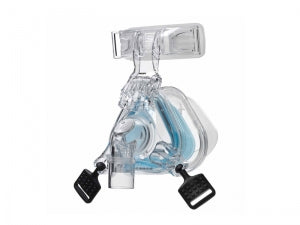 Philips Respironics ComfortGel Blue CPAP Mask and Premium Headgear DuoPack - CPAPplus.com