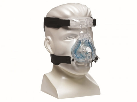 Philips Respironics ComfortGel Blue Nasal CPAP Mask with Headgear - CPAPplus.com
