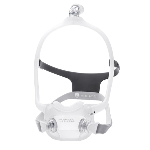 Philips Respironics DreamWear Full Face CPAP Mask with Headgear - CPAPplus.com