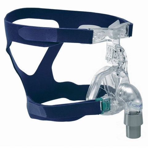 ResMed Ultra Mirage™ II Nasal CPAP Mask with Headgear - CPAPplus.com