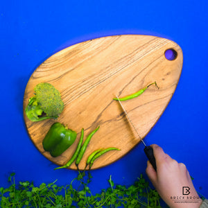 Droplet Chopping Board/Cheese Platter