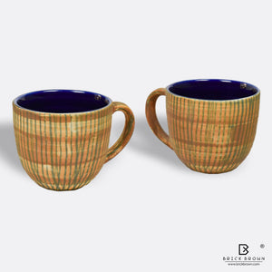 Bamboo Highs Mugs (Set of 2)