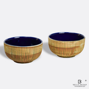 Bamboo Highs Bowls (Set of 2)