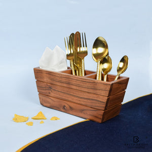 Boat Cutlery Caddy/Holder