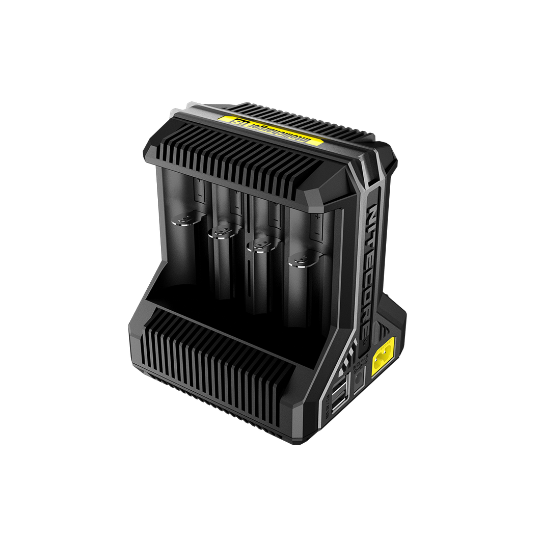 Nitecore I8 8-Bay Charger