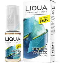 Load image into Gallery viewer, Liqua Nic Salts 40mg