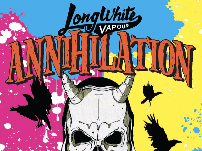 Long White Vapour - The Horrors Annihilation
