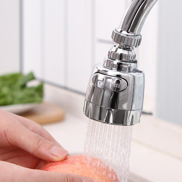 Kitchen Faucet Rotatable Filter Sprayer Nozzle - TurboRobot