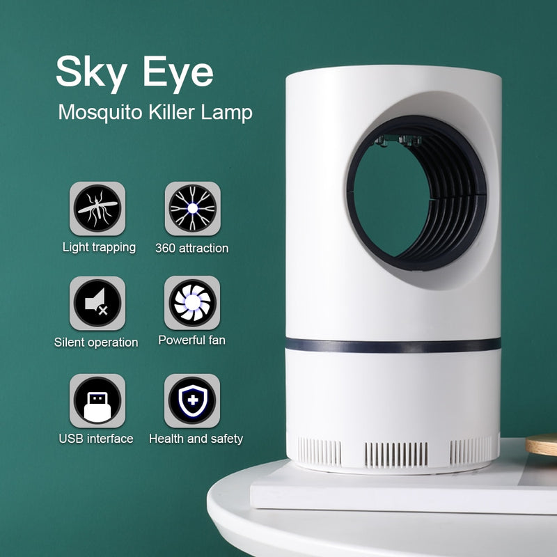 LED Mosquito Killer Lamp - TurboRobot
