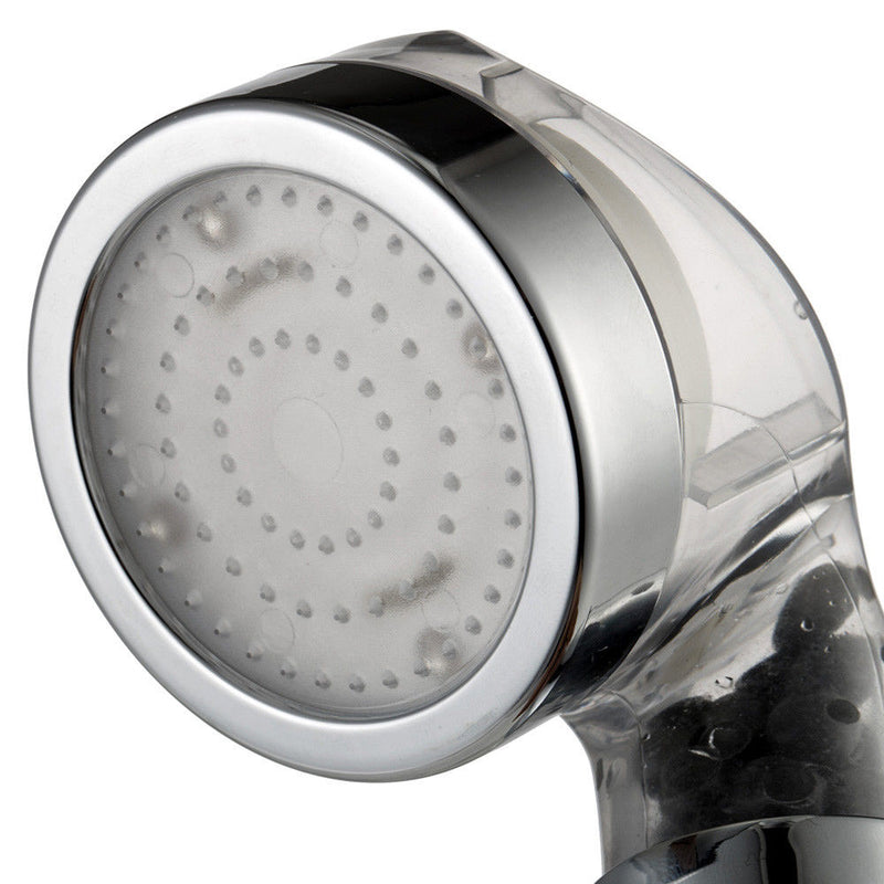 Color Changing LED Anion Spa Shower Head - TurboRobot