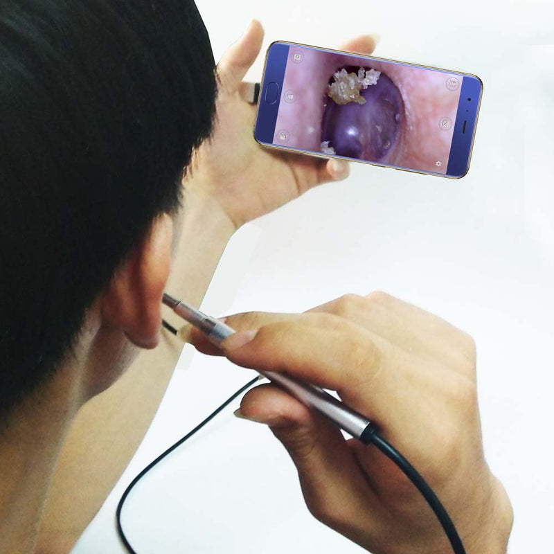 Mini Endoscope Waterproof  Camera - TurboRobot