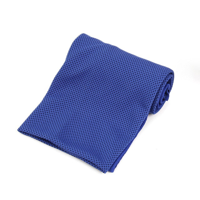 Fitness Fast Cold Sense Sports Towel - TurboRobot