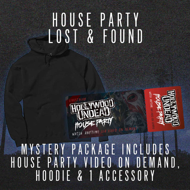 House Party Lost & Found Hoodie Bundle