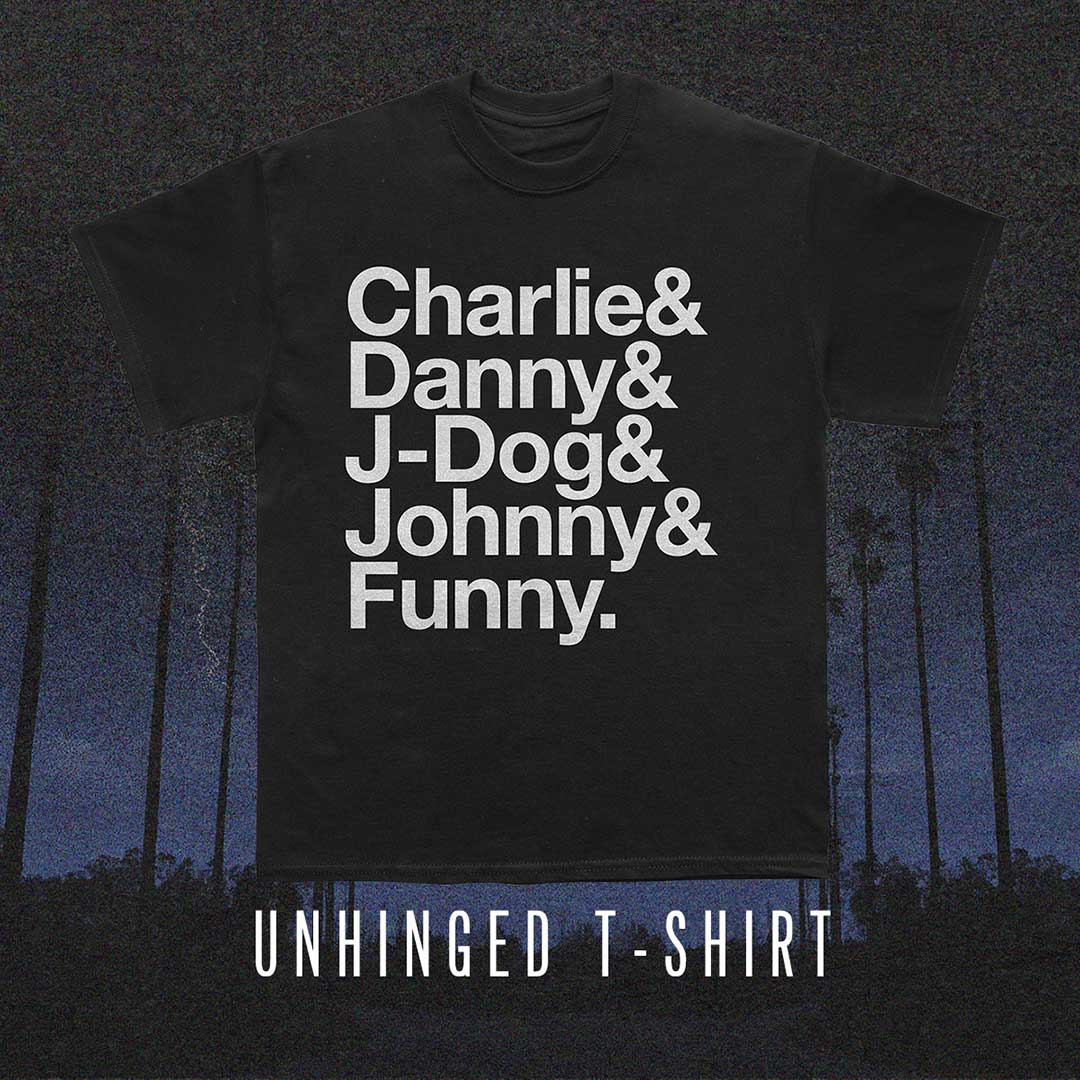 Image of Undead Unhinged Ampersand T-Shirt