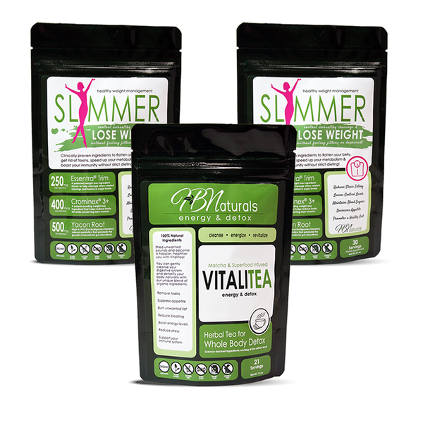 Slimmer/Tea Bundle