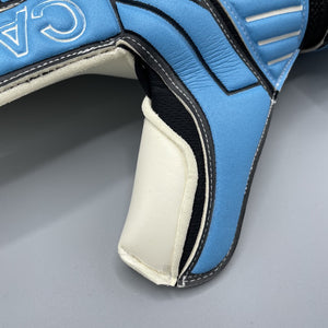 Junior Legacy Ltd Edition Blue/Black Goalkeeper Gloves