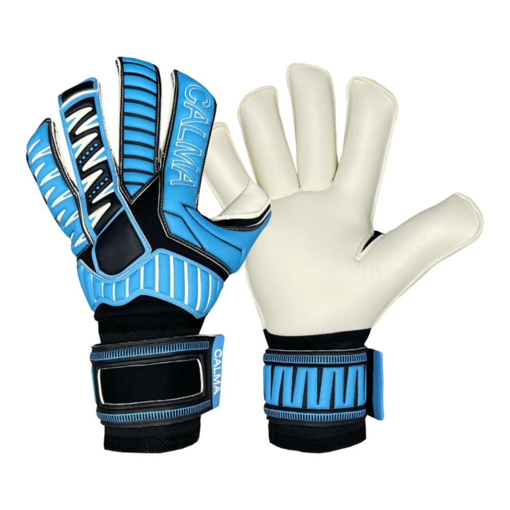 Legacy Ltd Edition Blue/Black Goalkeeper Gloves