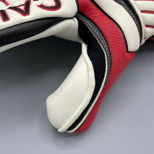 Profi Legacy Ltd Edition Red/Black Goalkeeper Gloves