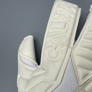 Junior Profi Legacy Ltd Edition White Out Goalkeeper Gloves