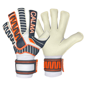 Legacy Ltd Edition Grey/Orange Goalkeeper Gloves