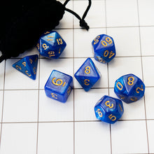 Load image into Gallery viewer, Sapphire Dice