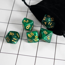 Load image into Gallery viewer, Emerald Dice