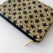 Load image into Gallery viewer, Star Glitter Clutch