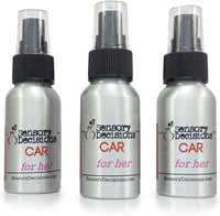 Car Freshener Spray 'For Her'