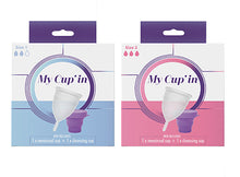 Load image into Gallery viewer, My Cup'in Menstrual Cup