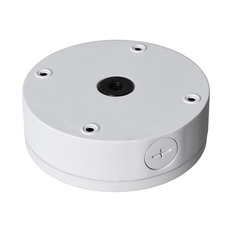 HJB400 Junction Box for use with Turret or Bullet Cameras (white)