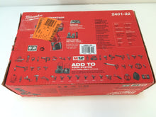"Load image into Gallery viewer, Milwaukee 2401-22 M12 12-Volt Lithium-Ion 1/4"" Hex Cordless Screwdriver Kit"