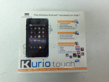 "Load image into Gallery viewer, Kurio C13200 Touch 4S Ultimate Android Tablet for Kids 3.97"" 8GB WiFi BLACK"