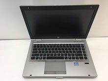 "Load image into Gallery viewer, Laptop Hp Elitebook 8470p 14"" Intel i5-3230M 2.6Ghz 16GB 500GB Win 7 Pro"