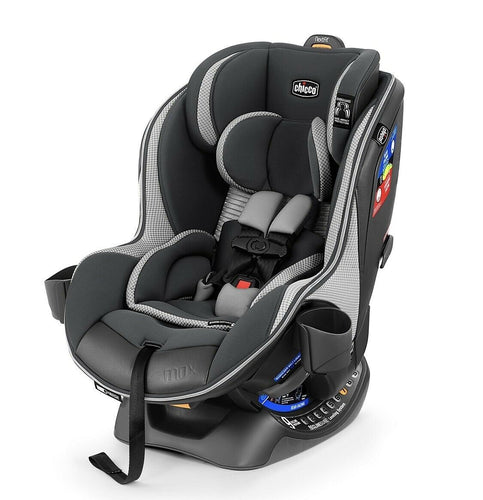 Chicco NextFit Zip Max Air Edition Extended-Use Convertible Car Seat, Atmos