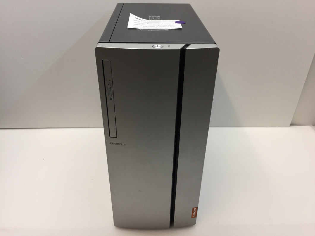 Desktop Lenovo ideacentre 720-18ASU AMD Ryzen 5 1400 3.2Ghz 8GB 1TB WiFi Win10