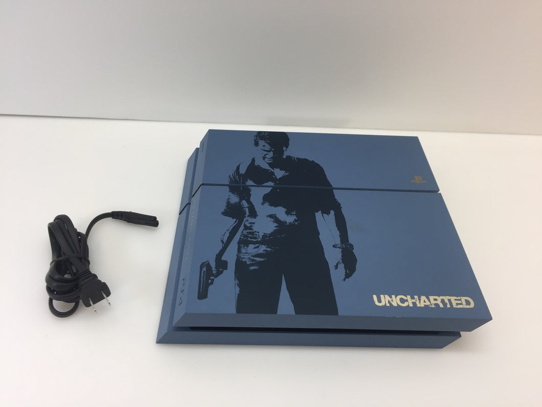 Sony PlayStation 4 PS4 Uncharted 4 Edition 500GB CUH-1215A Console Only