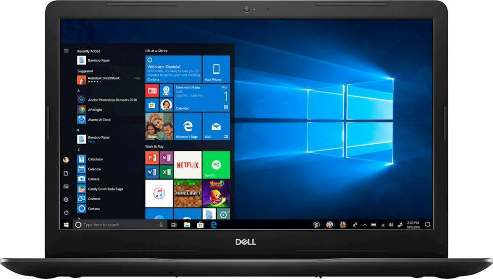 Laptop Dell Inspiron 17 3793 17.3